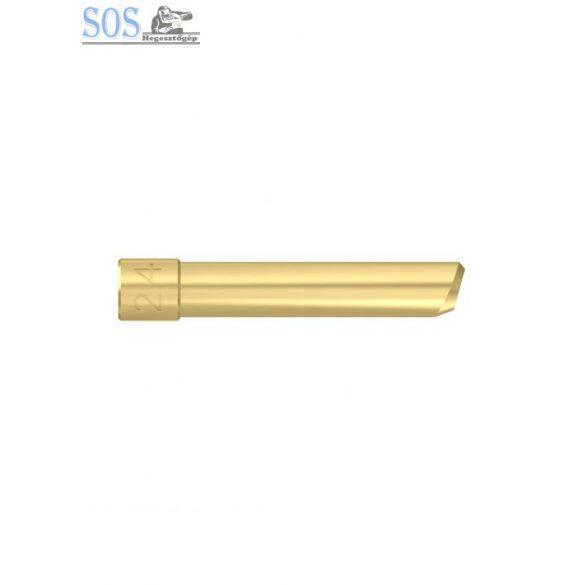 1,6mm rövid wolfram patron (17,26,18-as pisztolyokhoz) (5db/cs) csapott véggel