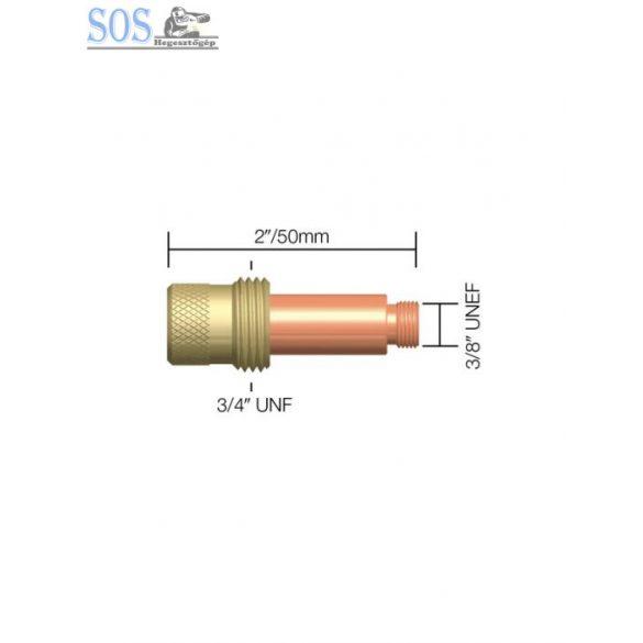 2,4mm AWI patronbefogó ház, gázlencsés (17,26,18-as pisztolyokhoz)