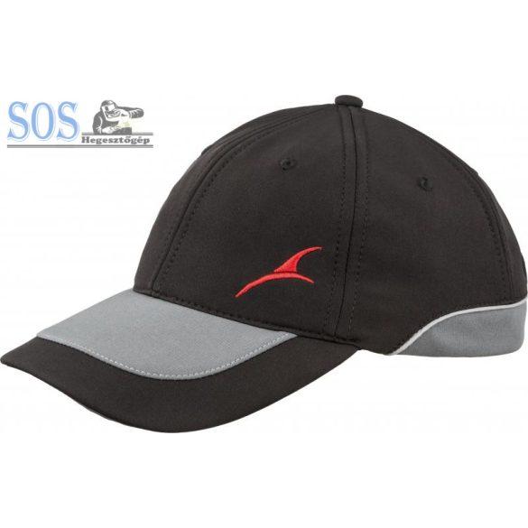 Dynamic Softshell baseball sapka - fekete/szürke