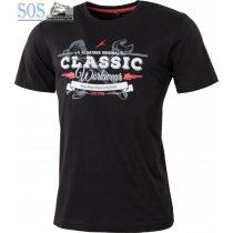 Albatros Classic póló - fekete