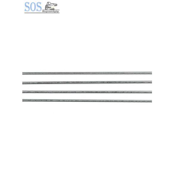PARWELD ALU TIG AWI Hegesztőpálca 4043 Tig Rod 2,5kg/1m 2,4mm 5% magnézium