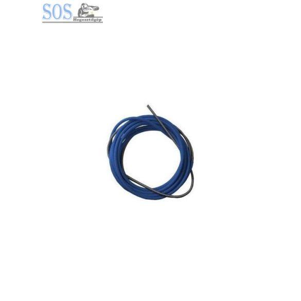 Huzalvezető spirál 5m 1.6mm kék