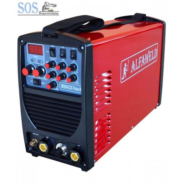 TM-200 Pulse inverteres AWI AC/DC hegesztőgép
