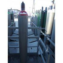 Inoxline 10,7m3 ipari nemesgáz palack