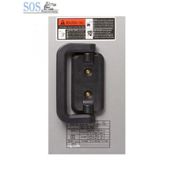 PWD Delta 160 inverteres hegesztőgép kofferben
