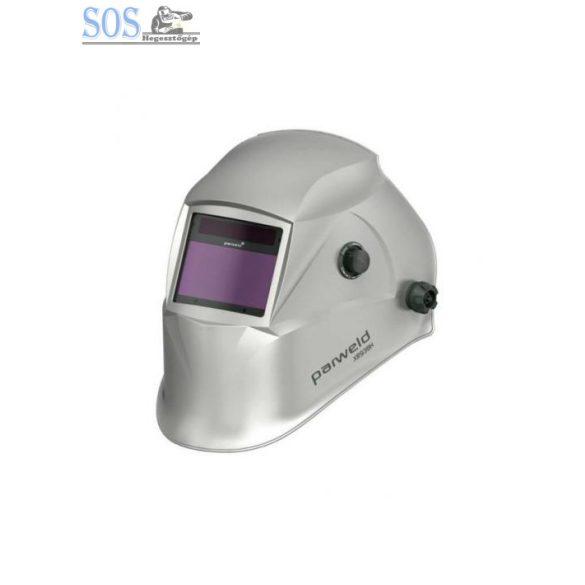 Automata fejpajzs, ezüst-metál, 4 szenz., látómező: 100x52mm. DIN 5-13