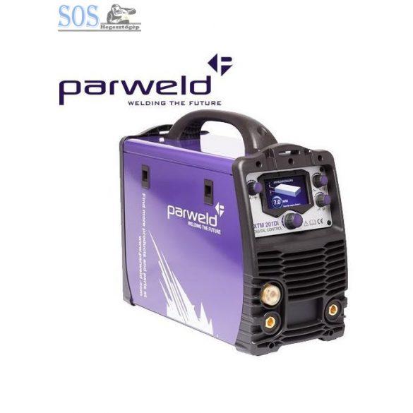 PARWELD XTM201Di digitális multi hegesztőinverter