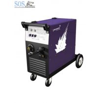 Parweld 250A-os 400V digitális, inverteres Multi-MIG hegesztőgép