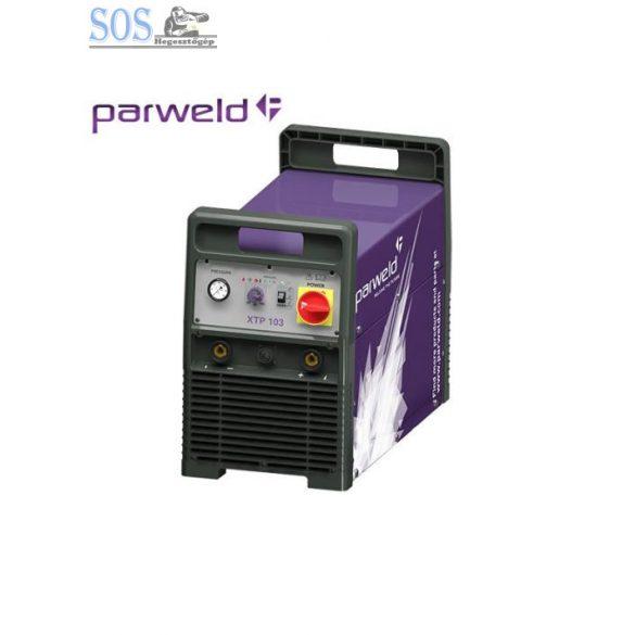 Parweld 100A-os inverteres plazmavágógép