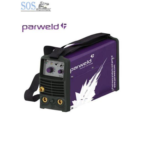 Parweld 180A-os digitális, impulzus HF-AWI inverteres hegesztőgép