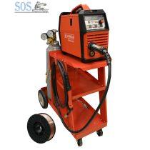 Handy MIG 200A/230V Synergic inverteres hegesztőgép(Új) 5Kg CO2 palackkal