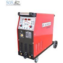 AluMIG 250P – dupla impulzusos CO2 hegesztőgép