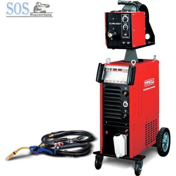 AluMIG 500CP – dupla impulzusos CO2 hegesztőgép