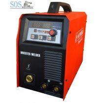 Handy MIG 215A/230V Sinergic inverteres hegesztőgép