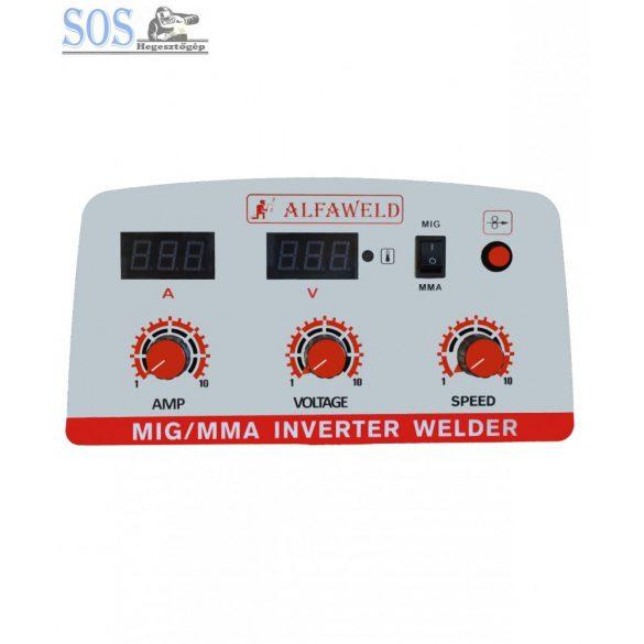 HyperMIG 250 inverteres MIG-MMA hegesztőgép