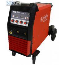 MIG 250Y 250A/230V/400V inverteres hegesztőgép