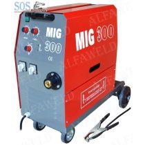 MIG-300 300A/380V védőgázas hegesztőgép