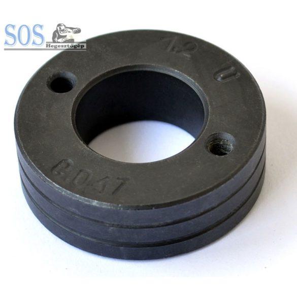 Görgő 1.0 / 1.2 mm-es nuttal