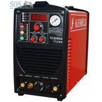 TC 205DA inverteres multifunkciós hegesztőgép TIG-DC