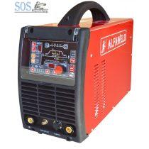 TIG 200 DigiPulse AC/DC digitális AWI inverteres hegesztőgép