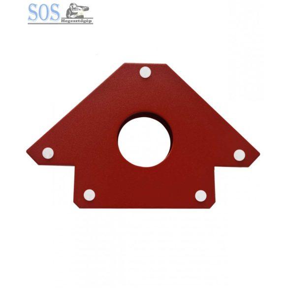 Mágneses szögbeállító 5″/ 33kg 45°-90°-135°