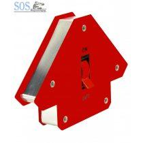 Mágneses szögbeállító on-off kapcsolóval 15kg