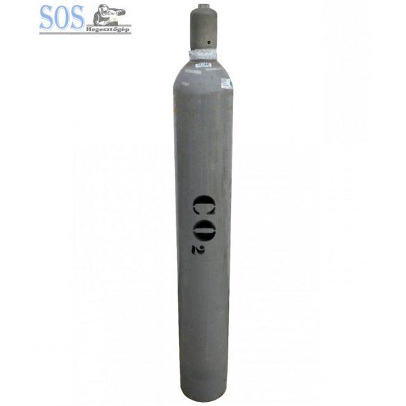 Szén-dioxid (CO2) töltött palack: 37.5kg