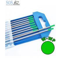 Wolfram elektróda W zöld - Ø 1.6 x 175 mm