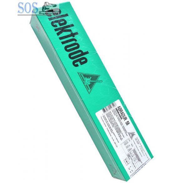 ABRADUR 58 elektróda - 4,0 mm