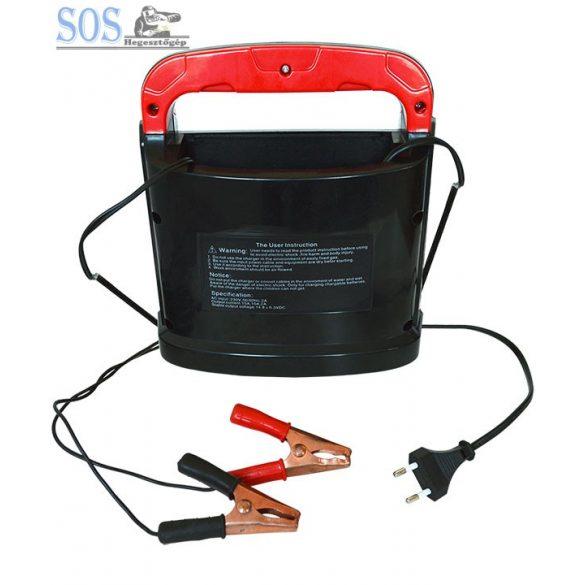 CHR-15 intelligens akkumulátor töltő inverter