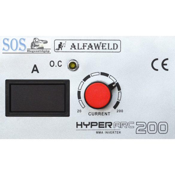HyperARC 200 inverteres hegesztőgép