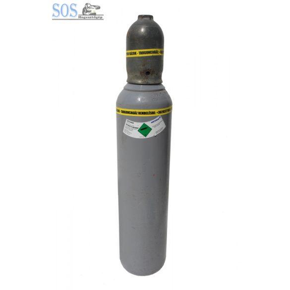 Szén-dioxid (CO2) töltött palack: 5kg luxffer élelmi palackban