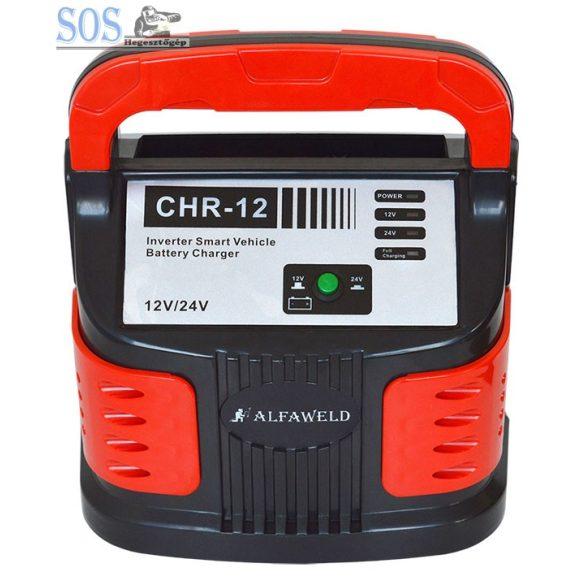 CHR-12 akkumulátor töltő inverter