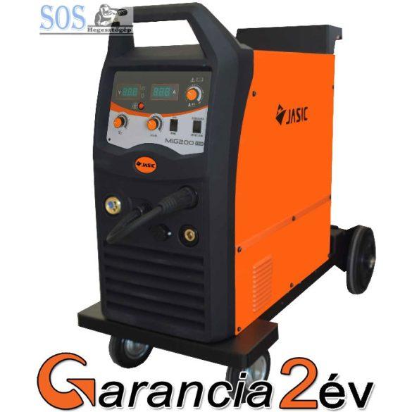 Jasic MIG 200 N268 inverteres hegesztőgép